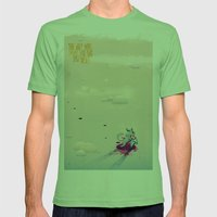 The Boy Who Carried The … Mens Fitted Tee Grass SMALL