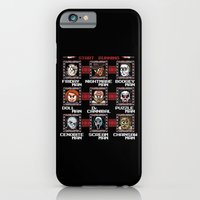 Mega Slashers iPhone 6 Slim Case