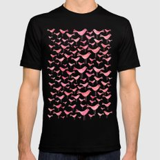 Take time to create Mens Fitted Tee SMALL Black