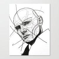 Billy Corgan Canvas Print