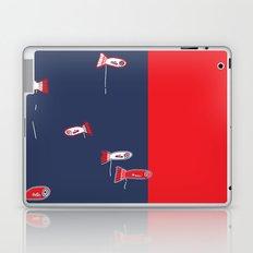 Peces Cagones Laptop & iPad Skin