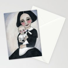 Miss Eva and Elsie Stationery Cards