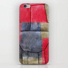 O Homem e o Rio (The Man and the River) iPhone & iPod Skin