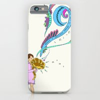 iPhone & iPod Case featuring Make Noise by Raquel Serene