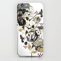 iPhone & iPod Case featuring Hummingbird River by kerry mcveigh