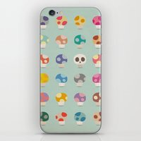 How To Tell Poison Mushr… iPhone & iPod Skin