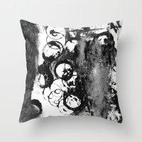 Simon's Quest Throw Pillow