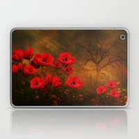 Poppy Love Laptop & iPad Skin