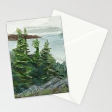 Lobster Cove Head Lighthouse Stationery Cards