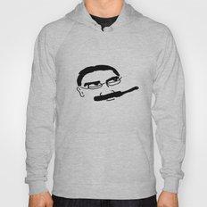 Groucho Marx Knit. Hoody