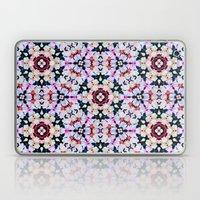 Kaleidoscope Flowers  Laptop & iPad Skin