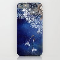 iPhone & iPod Case featuring Dandelions by Dana Martin