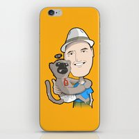 Monkey Business iPhone & iPod Skin