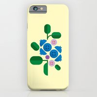 iPhone & iPod Case featuring Fruit: Blueberry by Christopher Dina