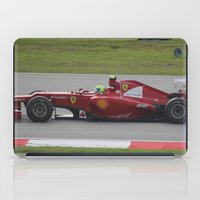 The Red Arrow. iPad Case