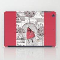 The Old Village iPad Case