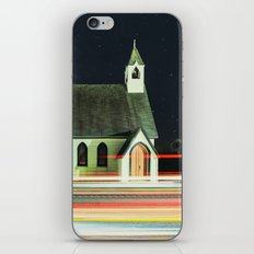 Passing by Religion iPhone & iPod Skin