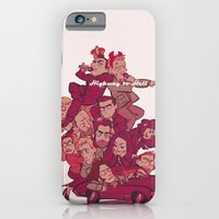 iPhone & iPod Case featuring The Promised Land by Blue