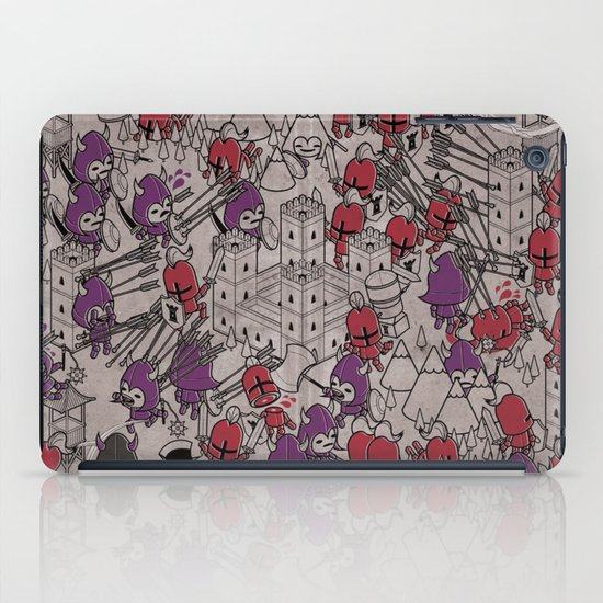 The Great Battle of 1211 iPad Case