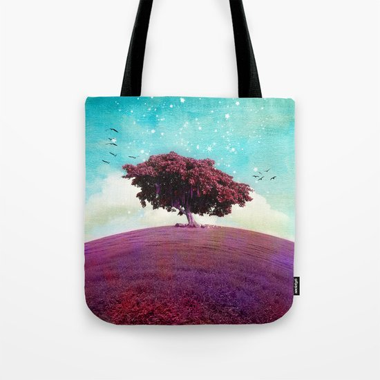 SUMMER HILL Tote Bag