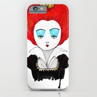 iPhone & iPod Case featuring The Queen of your heart by Notice my oh ohs