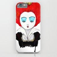 The Queen Of Your Heart iPhone 6 Slim Case