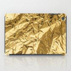 Golden iPad Case