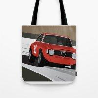 Magnificent Giulia Tote Bag