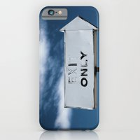 iPhone & iPod Case featuring Exit Only by Shy Photog