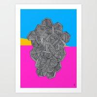 - marseille - Art Print