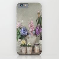 iPhone & iPod Case featuring   longing for springtime by Lizzy Pe
