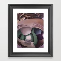 Doorknob #6 Framed Art Print
