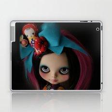 MODERN GEISHA CUSTOM BLYTHE DOLL KENNER  Laptop & iPad Skin