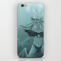 Seaaira iPhone & iPod Skin