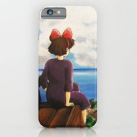 iPhone & iPod Case featuring Kiki's dream by Tiffany Willis