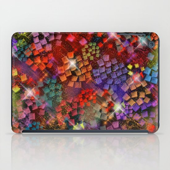 Stained Glass look Series 3 iPad Case
