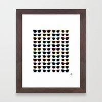 Sunglasses #2 Framed Art Print