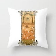 Southern Tradition Throw Pillow