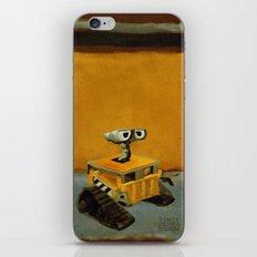 Wall-E and Rothko iPhone & iPod Skin