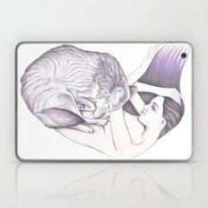Sleeping Wolves Laptop & iPad Skin