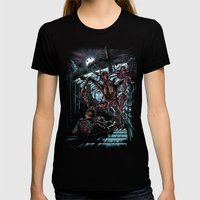 The Dead's Pace Womens Fitted Tee Black SMALL
