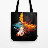 EPIC BATTLE OF COLORS Tote Bag