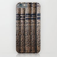 iPhone & iPod Case featuring #Bookwatch - The Plays of Bernard Shaw by ChloeFerres