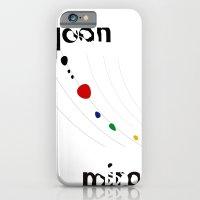 Joan Miro iPhone 6 Slim Case