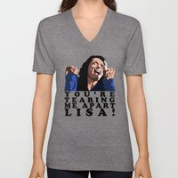 The Room: You're Tearing… Unisex V-Neck