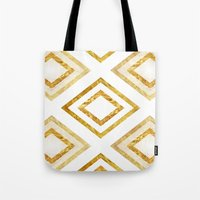 Gold Rush Tote Bag