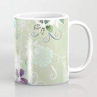 Summer blossom Mug
