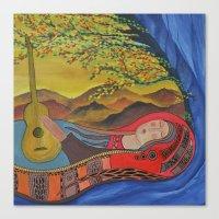 Track 4: Sofia's Dream Canvas Print