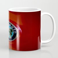 Alfa Romeo Mug