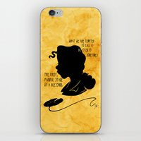 The First, Painful Stage of a Blessing iPhone & iPod Skin